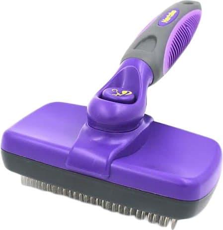Hertzko Self-Cleaning Brush